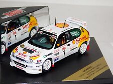 TOYOTA COROLLA WRC SHELL #1 RALLY DEFA 1998 SKID SKM99020 1:43