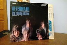 THE ROLLINGS STONES AFTERMATH LP LONDON PS 476 1966 STEREO