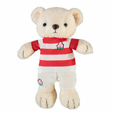Fanatics Official Unisex Japan Rugby Bear Soft Plush Toy