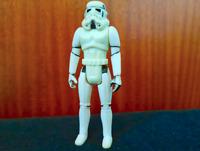Star Wars - Vintage Stormtrooper Figure - Kenner G.M.F. Hong Kong 1977 RARE!