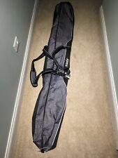 Swix Road Trip Single Pair Padded Middle Ski Bag Gray Universal/170cm to 190cm