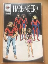 Harbinger (1992) #6 With Coupon Valiant Comics Very Good Condition