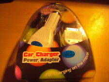 Car Charger 2.1A for Apple iPhone 4 4S 3G iPad 2 3 iPod Touch 1 to 4 Nano 1 to 6