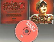 The Wailers ELAN I'm In love with you Girl PROMO Radio DJ CD Single BOB MARLEY