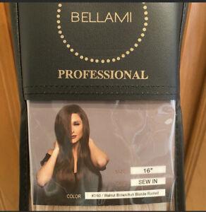 NWOT bellami hair extensions