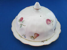 AYNSLEY,  Florida Lid for Muffin Dish (including dish)