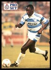 Pro Set Football 1991-1992 Queen's Park Rangers Gary Thompson #323