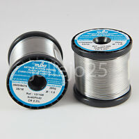Estaño MBO hilo 1mm carrete rollo 250GR 60%SN40% PB Professional solder wire