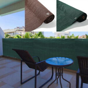 Privacy Screen Fence 220gsm Fencing Netting Garden Screening Windbreak Shade Net