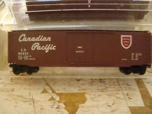 N Scale MTL All kinds of Canadian Pacific freight cars -  NEW!!