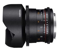 Samyang VDSLR 3,1 / 14 mm ED AS IF UMC II Objektiv Fujifilm Neuware   EU-Ware