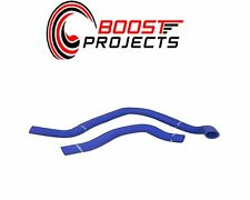 Mishimoto 88-91 Honda Civic w/ B16 Blue Silicone Hose Kit MMHOSE-CIV-88B16BL