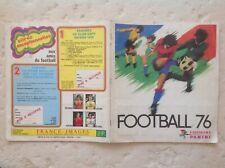 album panini football france 76 complet
