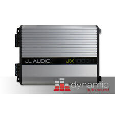 JL AUDIO JX1000/1D Car Stereo Mono Subwoofer Amplifier 1,000W Class D Amp New