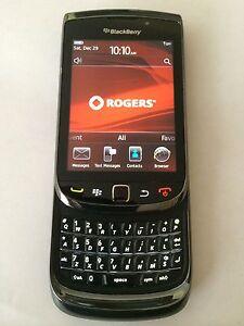 BlackBerry Torch 9800 - 4GB - Black (Rogers Wireless) Unlocked - My last one!!!