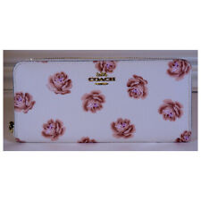 COACH Womens  Wallet in  Floral Print