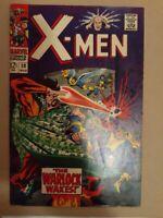 X-MEN #30 (March 1967) The Warlock Wakes!  FN/VF