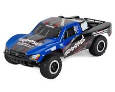 TRA58076-24-BLUE Traxxas Slash VXL LCG 1/10 RTR 2WD Short Course Truck (Blue)