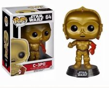 Pop! Funky Star Wars Episode 7 C-3PO #64 Vinyl Bobble Head Action Figure
