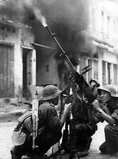 Photo. 1969. Vietnam.  VC Soldiers Fighting