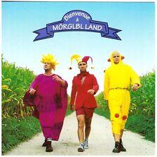 "Ze Morglbl Trio - ""Bienvenue a Morglbl Land"" CD"