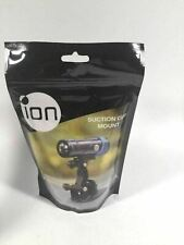 Ion Suction Cup Camera Mount Vlogging DSLR Travel Adventure Fix Screw Vlog GoPro