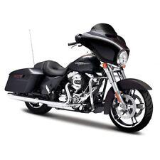 Maisto 1:12 Harley Davidson 2015 STREET GLIDE SPECIAL MOTORCYCLE BIKE Model