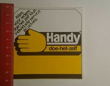 Aufkleber/Sticker: Handy doe het zelf (06011760)