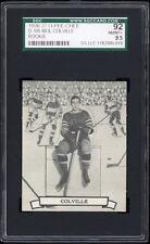 1936-37 V304 O-Pee-Chee Series D #105 Neil Colville (HOF) Rookie Card SGC 92