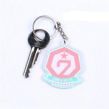 GOT7 Key Chain Acrylic Key Ring Charm KPOP BAMBAM JB MARK JACKSON JR Handmade