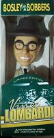 "VINCE LOMBARDI Green Bay Packer Coach ""The Quote"" Special Edition BobbleHead NU*"