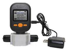 CE Digital Gas Mass Flow Meter 0-200L/Min Protable Gas Air Flow Rate Tester
