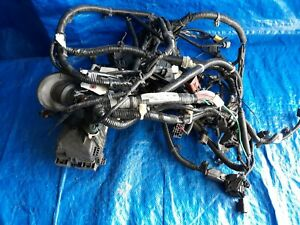 2016 Honda Accord Headlight Engine Room Front Wiring Harness 3220A-T2F-A44