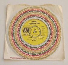 Burt Bacharach - I'll Never Fall In Love Again - 1969 A&M Promo (VG+)