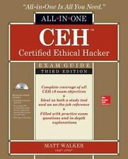 CEH Certified Ethical Hacker All-in-One Exam Guide, Third Edition, Walker, Matt