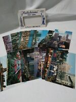 Vintage Plastichrome Post Cards Of New York City Pre Twin Towers. B5