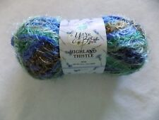 Tartan Yarn Bee Highland Thistle Yarn 3.5 oz 111.5 yds Skein 5-Bulky