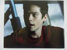 Dylan O'Brien 'Maze' 8x10 Photograph Signed Autographed Free Shipping