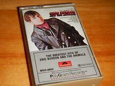 Eric Burdon & The Animals - Greatest Hits (Audio Cassette) Polydor M5G-4602