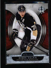 EVGENY MALKIN 2013/14 UD ULTIMATE COLLECTION #37 RARE BASE CARD #473/499 AC753