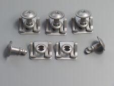 10 Teile Unterfahrschutz Radkasten Motor Schrauben für BMW E39 E38 E52
