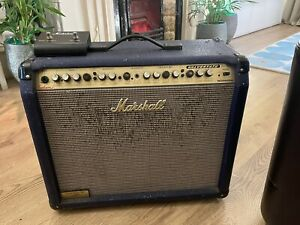 marshall vs 100 limited edition 1997 in blue practice amp