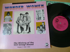 Wonder Women - The History Of The Girl Group Sound Vol.1 1961-1964 LP RNLP 055