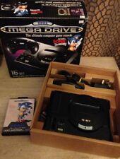 Mega DRIVE consola y juegos de Trabajo Lote Paquete. probado y funcionando. GRATIS UK FRANQUEO