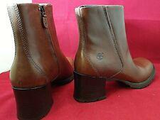 Timberland Alyse Zip Women's Leather Boots Size 10 M NIB