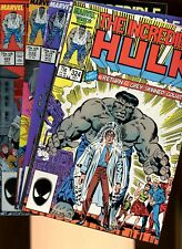 Incredible Hulk 324,330,331,332,333 * 5 Book Lot * Marvel Super Hero Comics!