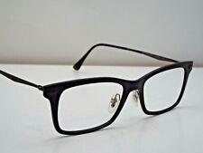 17ed501e7f7 Authentic Ray-Ban RB 7039 2077 Matte Black LightRay Eyeglasses Frame  235