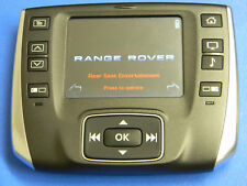 2012 LAND ROVER RANGE ROVER HSE DVD Entertainment Remote Control REAR SEAT OEM