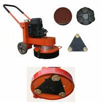 220V Multifunction Hand-push Cement Ground Grinder Concrete Floor Polisher