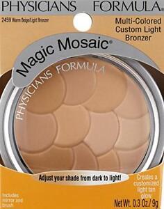 Physicians Formula Magic Mosaic Multi-Colored Custom Light Bronzer ~ Warm Beige